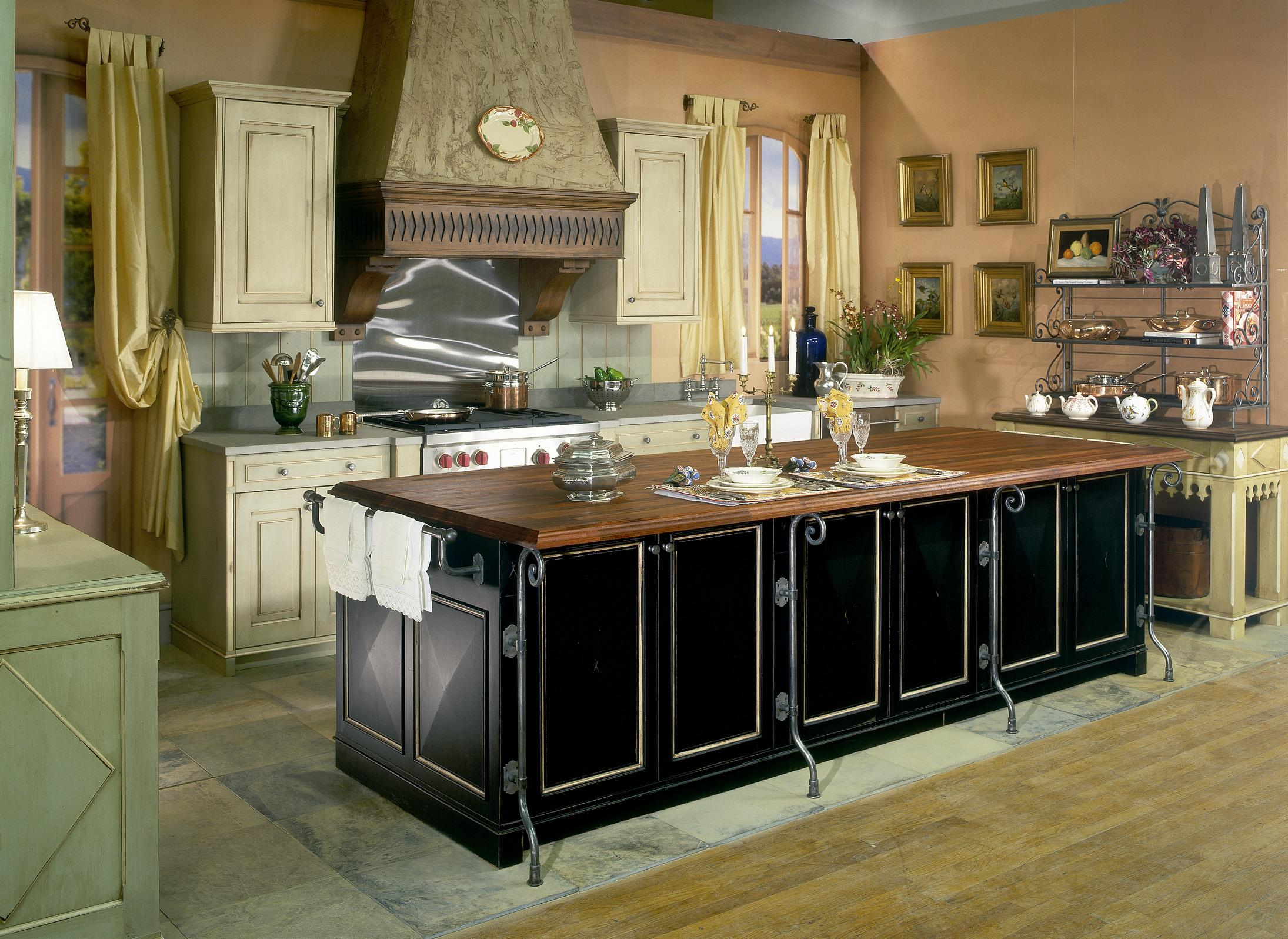 Tips On Designing A French Country Kitchen
