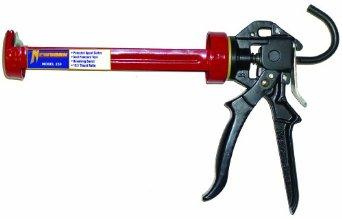 caulk dispersing tool