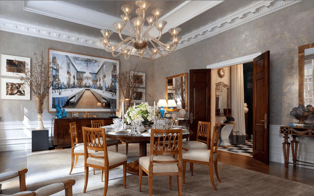 American Colonial Interior Design Home Tips