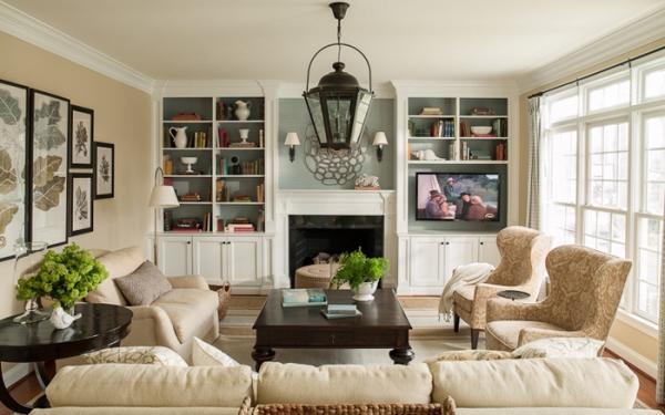 american contemporary interior design 2