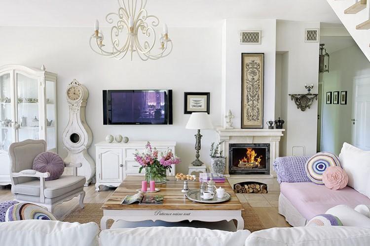 Shabby Chic Interior Design 2
