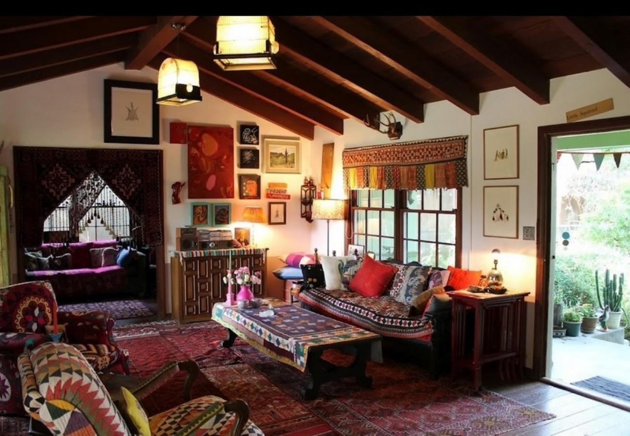 Bon The Bohemian Interior Design Style Is One That Easily Catches Your  Attention And That Many Will End Up Faced With A Special Love Attached To  The Look.