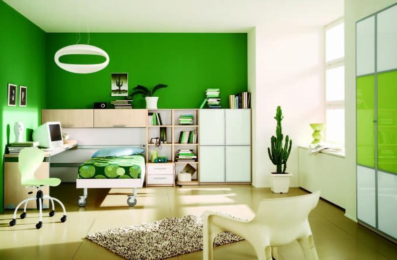 Green Color Schemes