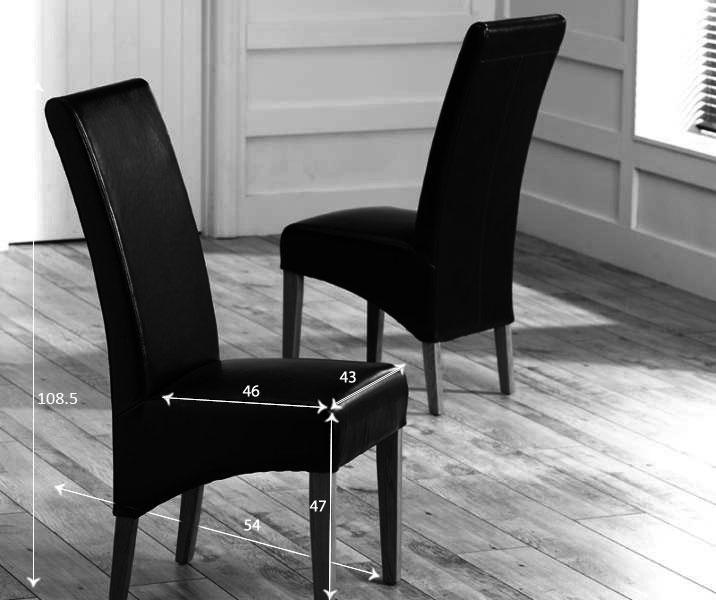 Dining Room Chair Dimensions