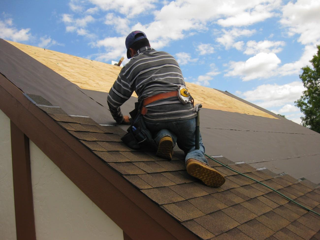 5 spring maintenance tips for your residential roof home tips - Important tips roof maintenance ...