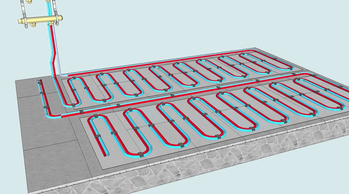 Underfloor Heating Benefits You Want To Know More About • Home Tips