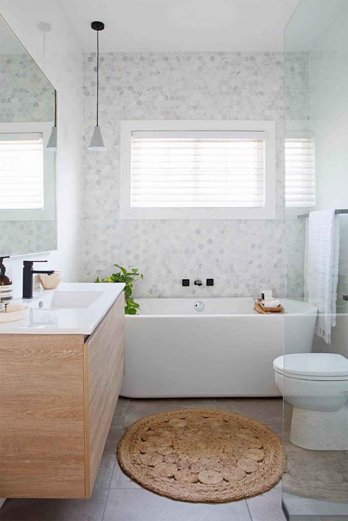 Design Ideas Inspired By The Sea And The Coast For The Bathroom