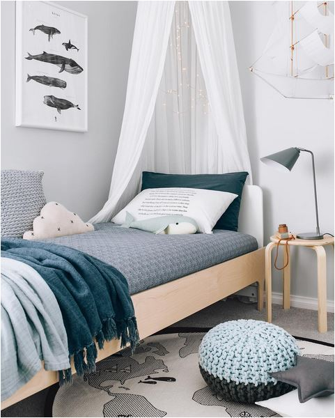Design Ideas Inspired By The Sea And The Coast For The Bedroom 2