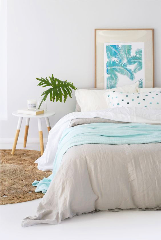 Design Ideas Inspired By The Sea And The Coast For The Bedroom