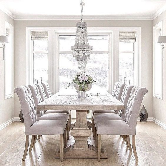 Elegant Design Ideas For The Perfect Dining Setting 2