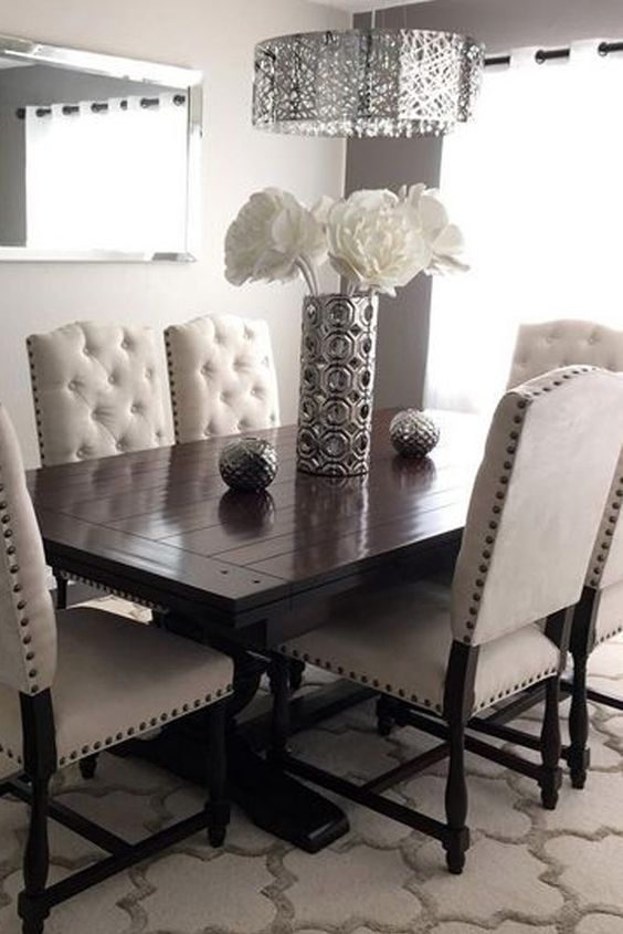Elegant Design Ideas For The Perfect Dining Setting