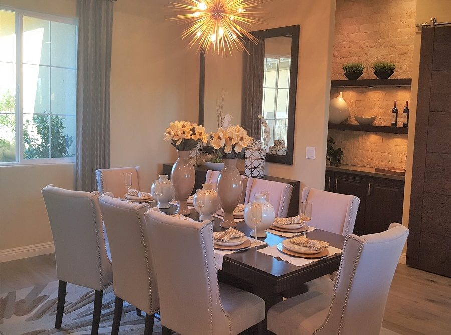 Rustic Or Elegant Design Ideas For The Perfect Dining Setting