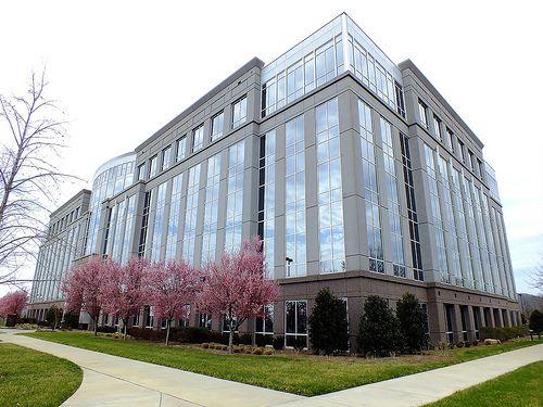 energy efficient office buildings