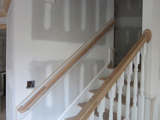 handrails at home