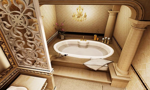style bath