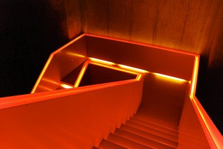 staircase lights