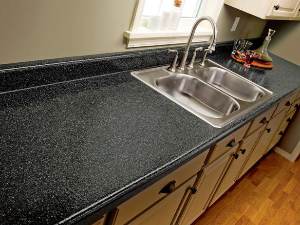 Paint Kitchen Countertops