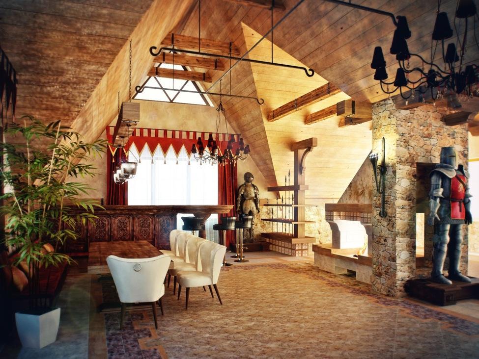 Medieval Interior Design 2