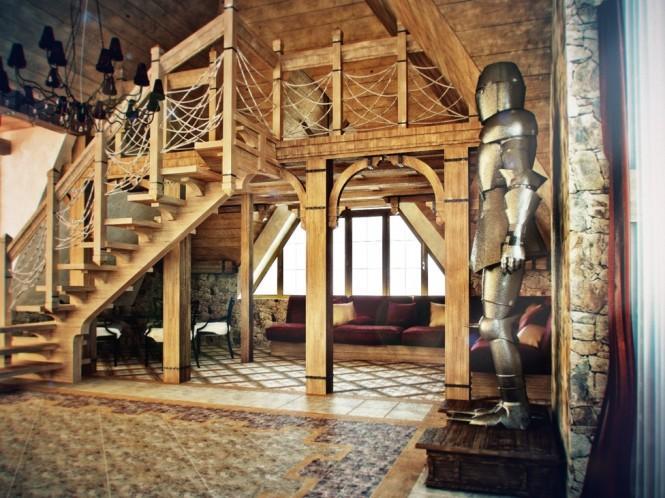 Medieval Interior Design 3