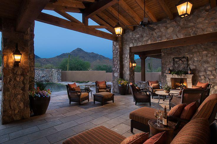 patio luxurious