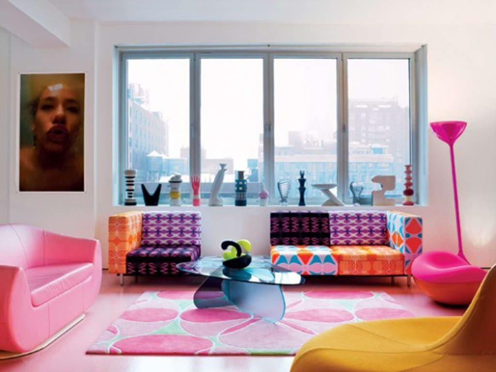 paint-the-window-frames-to-add-color-to-the-living-room