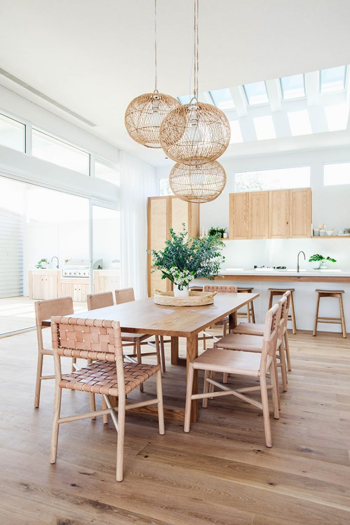 Design Ideas Inspired By The Sea And The Coast For The Kitchen